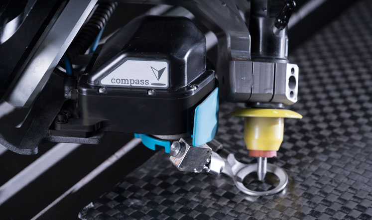 Unmatched accuracy on the Mach 500 with Compass